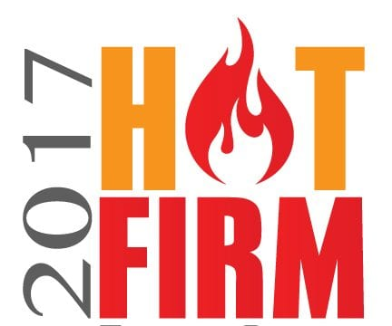 Hot Firm Award