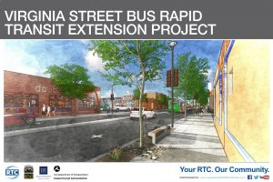 Virginia Street RAPID Extension