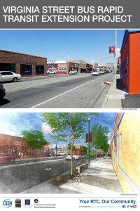 Virginia Street RAPID Expansion