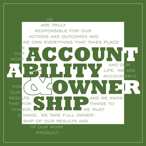 Accountability & Ownership