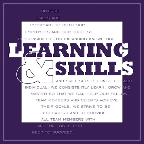 Learning & Skills