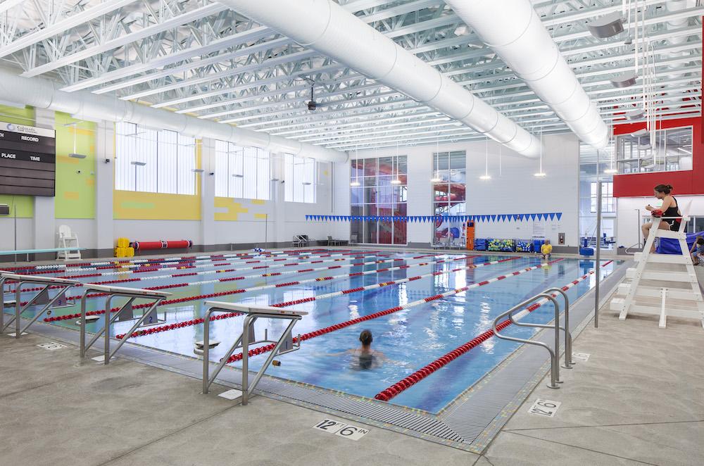 Carla Madison Central Denver Recreation Center