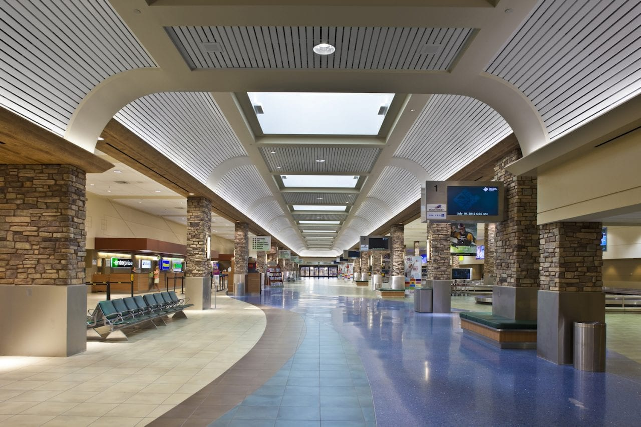 RTIA Terminal Refurbishment