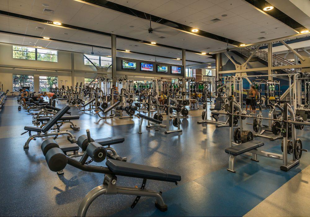 UNR EL Wiegand Fitness Center | Reno, Nevada