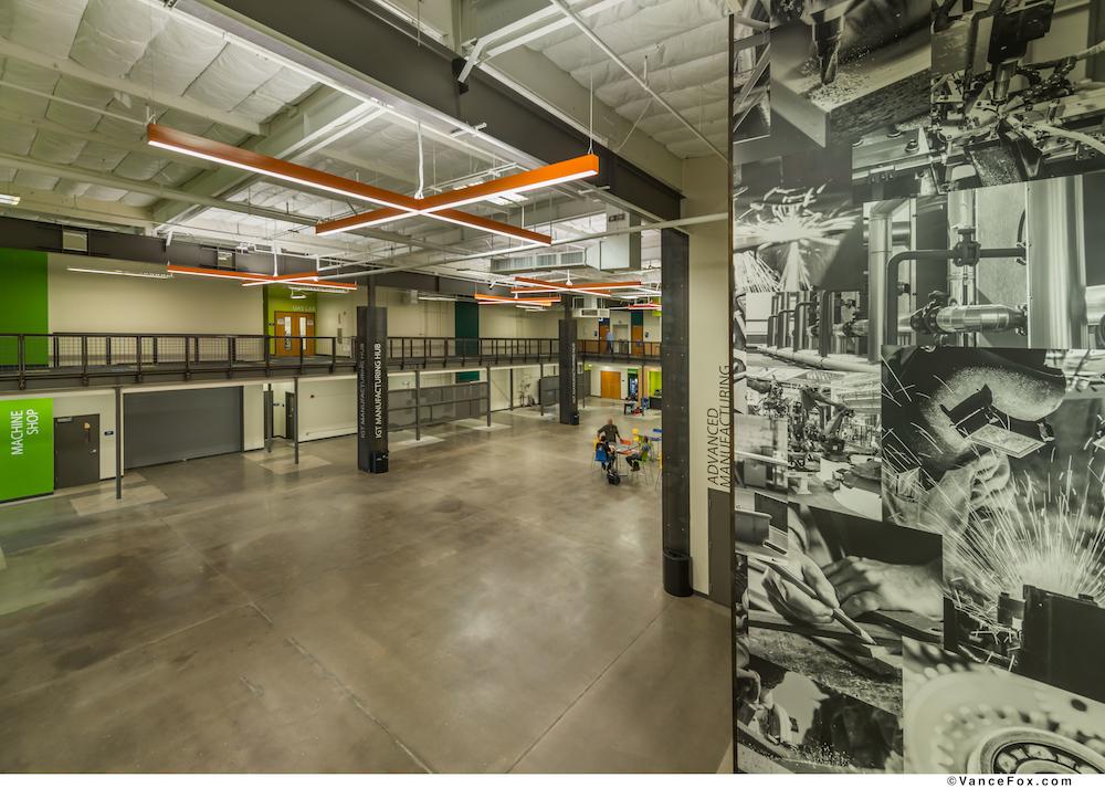 TMCC Applied Technology Center | Reno, Nevada
