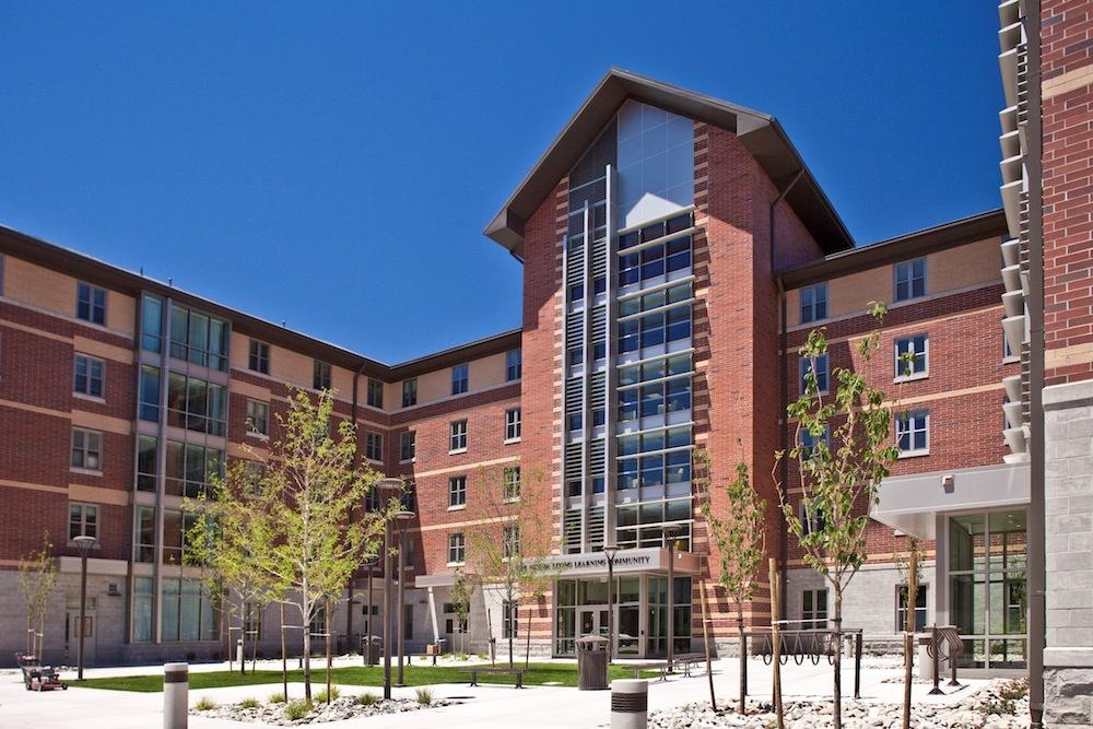 UNR Nevada Living Learning Center | Reno, Nevada