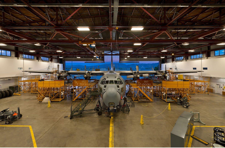 National Guard Hangar
