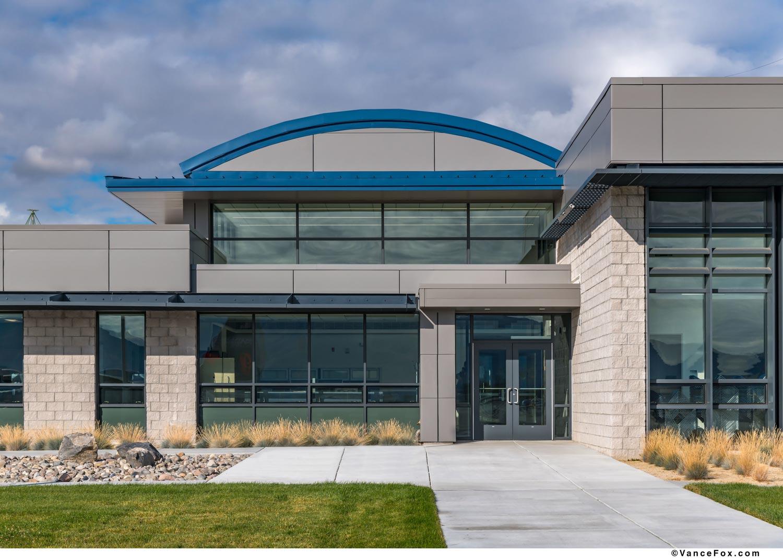 Nevada Air National Guard Building 84 Operations Facility