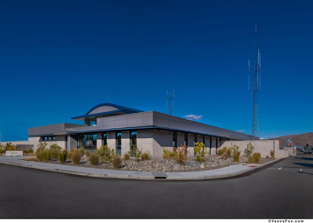 Nevada Air National Guard Building 84 Operations Facility | Reno, Nevada