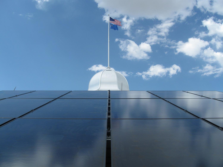 Nevada Capitol Building Photovoltaic System | Carson City, Nevada