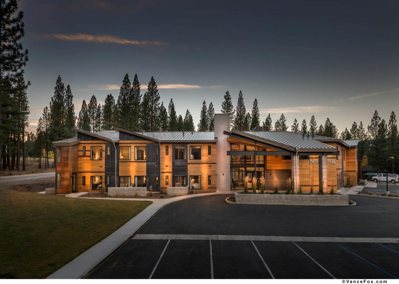 Lodge at Nakoma | Clio, California
