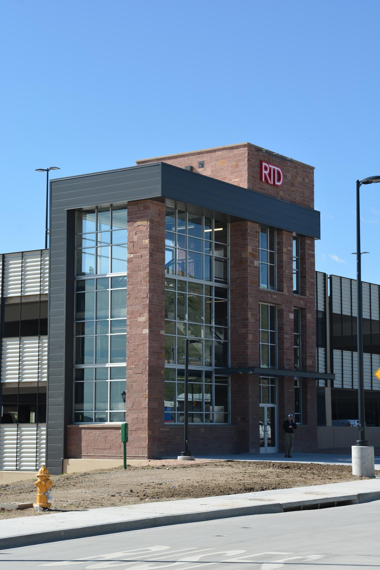 RTD – SERE Parking Garage | Lonetree, Colorado