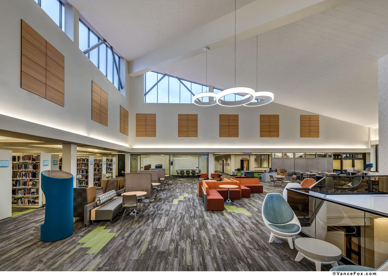 TMCC Learning Commons | Reno, Nevada