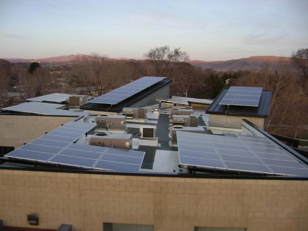 Larry B. Johnson Community Center Photovoltaic System | Sparks, Nevada