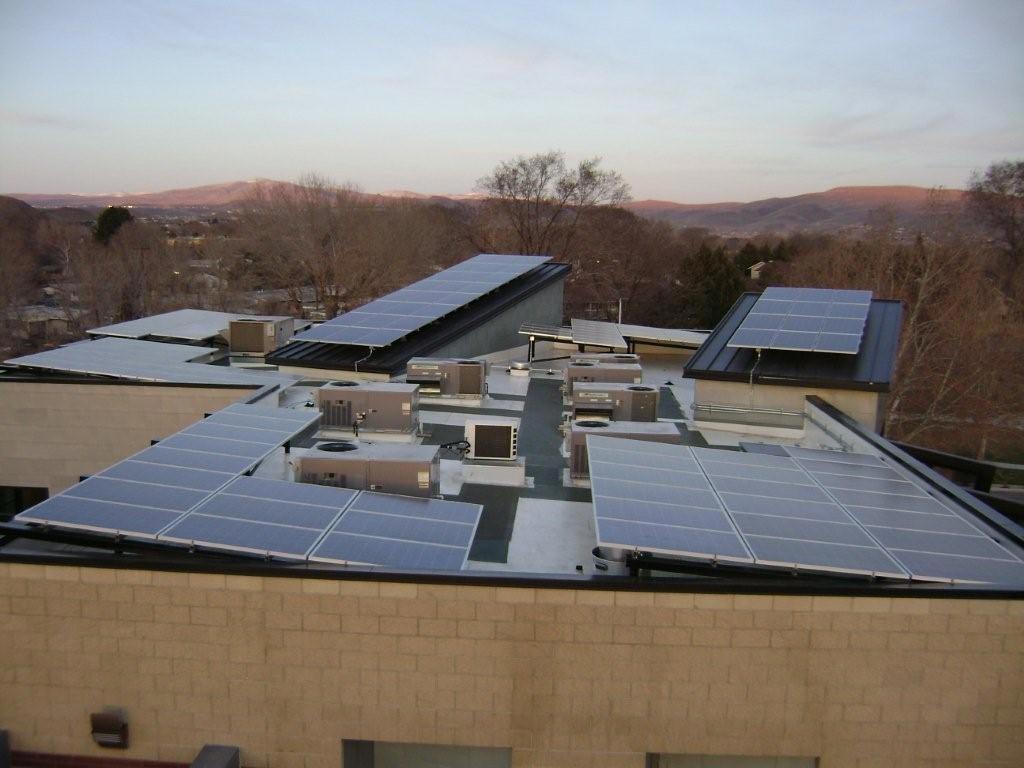 Larry B. Johnson Community Center Photovoltaic System | Sparks, Nevada