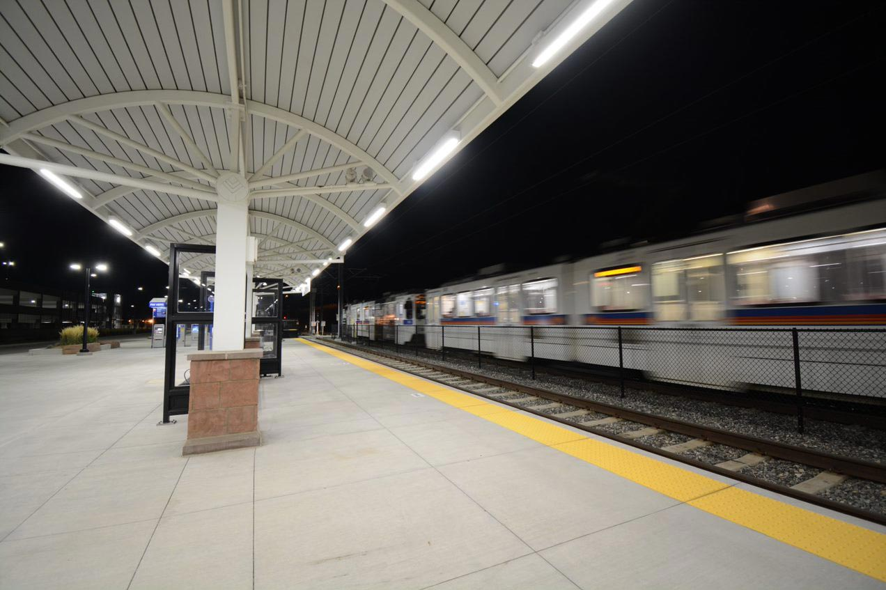 South Eastern Light Rail Extension | Denver, Colorado