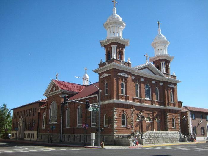 St. Thomas Aquinas Cathedral Remodel | Reno, Nevada