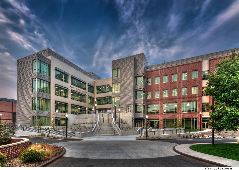 UNR Pennington Engineering Building | Reno, Nevada
