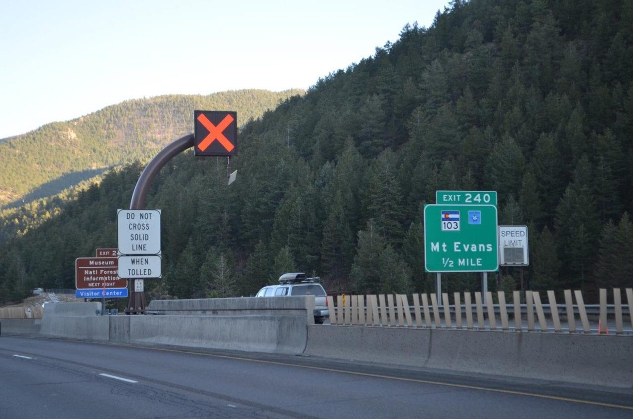 CDOT I-70 Westbound Peak Period Shoulder Lanes (PPSL) | Denver, Colorado
